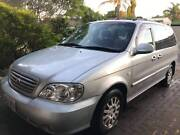 2003 Kia Carnival Wagon Hillcrest Port Adelaide Area Preview