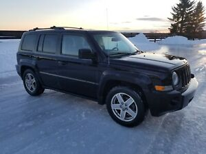 2007 Jeep Patriot 4x4