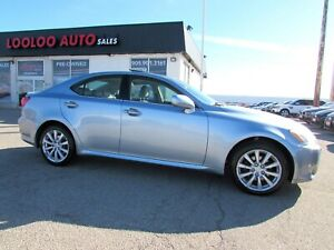 2008 Lexus IS IS 250 AWD LEATHER SUNROOF CERTIFIED 2YR WARRANTY