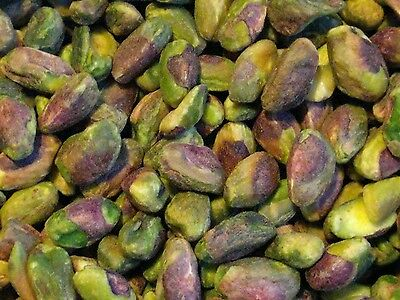 - California RAW PISTACHIOS Shelled Whole Bulk Kernels Nuts MEAT Only