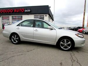 2006 Toyota Camry SE V6 LEATHER SUNROOF CERTIFIED 2YR WARRANTY