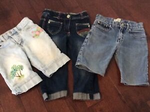 Girls size 6-shorts-bundle
