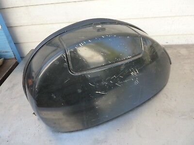 Rear side cover #2  Bajaj chetak 150 4 stroke 06 ( Like vespa) #R10