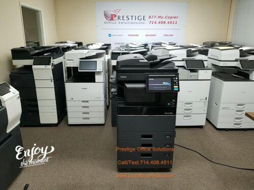 Toshiba e-Studio 4508A Black/White Copier-Printer-Scanner