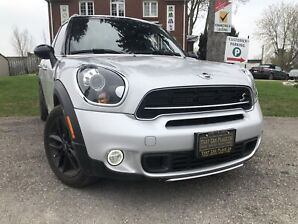 2015 Mini Countryman S ALL4-HeatedSeats-PanoRoof-Htd Seats-Bluetooth