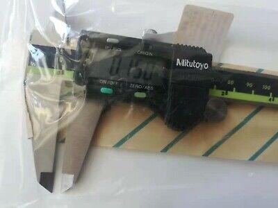 New 0-8in 0-200mm Absolute Digital Caliper 500-193 -30 Metric Imperial System