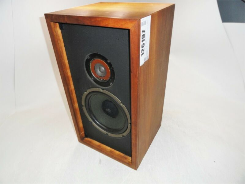 DLK Acoustical Products Model 1 Bookshelf Speakers