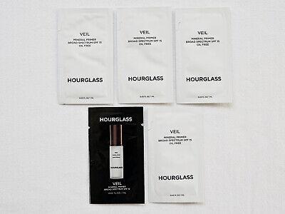Hourglass Veil Mineral Primer SPF 15 - (5) Sample Packettes