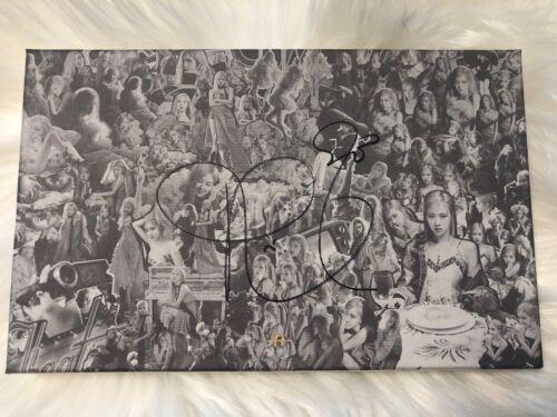 ROSÉ (BLACK PINK) - Autograph (Signed) OFFICIAL ALBUM KPOP