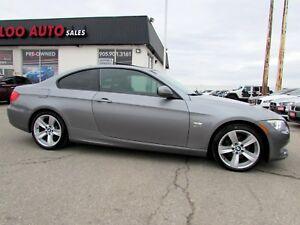 2011 BMW 3-Series 328i xDrive Coupe AWD Leather Certified 2YR Wa