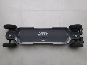 Evolve Carbon GT Series Electric Skateboard w/ AT Wheels