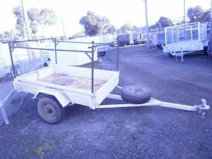 6' X 4' BOX TRAILER FOR SALE, GEELONG, MELBOURNE, VICTORIA Moolap Geelong City Preview