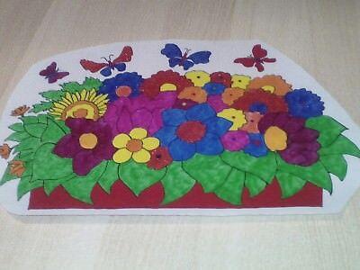 Window Color Bild Blumenkasten