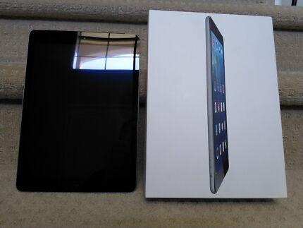 Apple iPad Air - 128GB - Space Grey - WiFi + Cellular