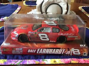 Dale Earnhardt Jr. 1/24 scale car, never opened $12