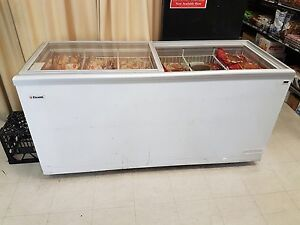 Commercial Display Chest Freezer Forest Lake Brisbane South West Preview