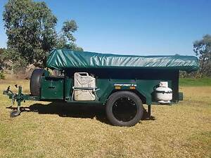 Camper Trailer - Sleeps 6 +  Detachable awning - Great Condition! Nairne Mount Barker Area Preview