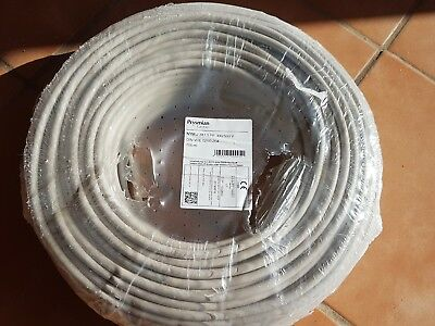 Markenkabel NYM-J 5x1,5 mm² Mantelleitung 100m