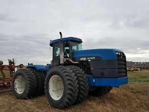 9282 Ford Versatile Tractor