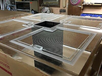 "Acrylic Creations Screen Lids/Covers 24"" x 48"" Flush Top"
