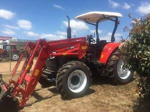 YTO Tractor – X904 Rops 4WD – 90HP – FRONT END LOADER. Inc. GST Mulgrave Hawkesbury Area Preview