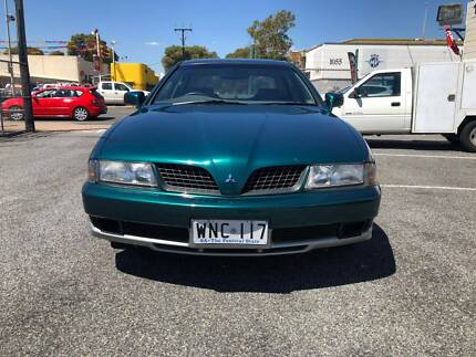 2002 MAGNA AUTO, 118K KMS, COLD AIR, GREAT CONDITION Melrose Park Mitcham Area Preview