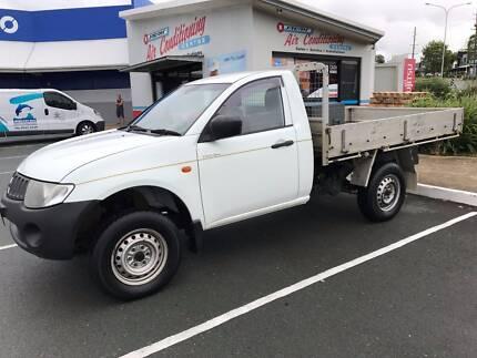 2006 Mitsubishi Triton - 4X4  -  V6 - Dual Fuel (LPG) - Driveaway