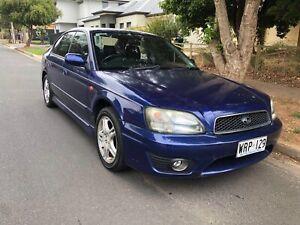 2002 Subaru Liberty RX Sedan