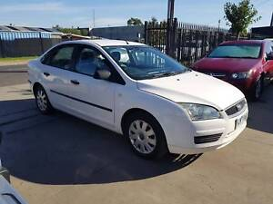2006 Ford Focus Sedan AUTO LOW KMS Williamstown North Hobsons Bay Area Preview