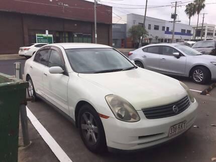 Nissan Skyline 250GT (Auto/Sedan/Pearl White)