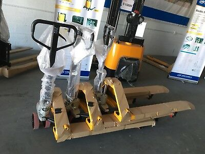 Pallet Jack 4400 Lb Two Years Warranty