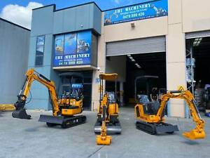 SPEICAL Price This Month ! UME20 MINI EXCAVATOR STOCK IN SYD MEL Chipping Norton Liverpool Area Preview