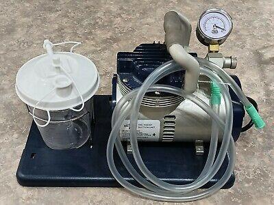 Medline Hcs 7000 Vac Assist Portable Aspirator Suction Pump