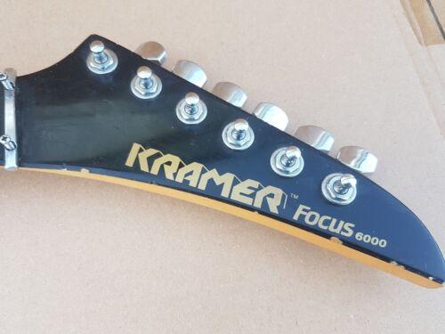 80's KRAMER FOCUS 6000