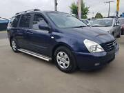 2006 Kia Grand Carnival EX Wagon AUTO 8 SEATER LOW KMS Williamstown North Hobsons Bay Area Preview