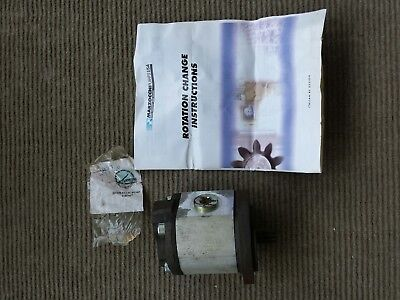 New Surplus Marzocchi Hydraulic Pump Part Ghp2a-s-22-s1-fa-kafa