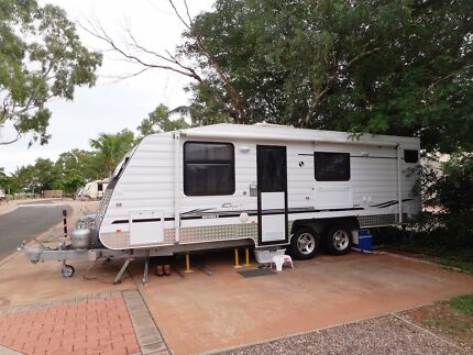Caravan Supreme Spirit Forrestdale Armadale Area Preview