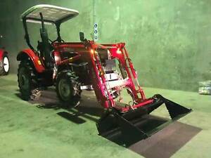 YTO Tractor – MF404 Rob – 4WD – 40HP – FRONT END LOADER. Inc. GST Mulgrave Hawkesbury Area Preview