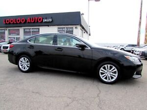 2014 Lexus ES 350 PREMIUM CAMERA BLUETOOTH CERTIFIED 2YR WARRANT