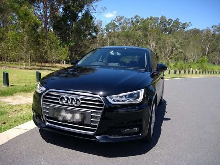2016 Audi A1 Auto 1.4L Turbo 29000km $25000 Calamvale Brisbane South West Preview