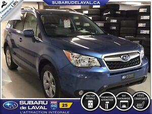 2016 Subaru Forester 2.5i Touring Awd ** Toit ouvrant **