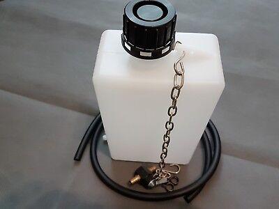 Einstell - Benzinflasche Hilfstank Benzin Schrauber Ersatz Tank Werkstatt  1,5 L
