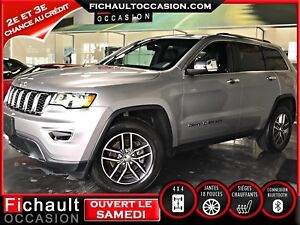 Jeep Grand Cherokee Limited**** CUIR *** TOIT OUVRANT****