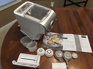 Philips Pasta Maker with 4 Shaping Discs
