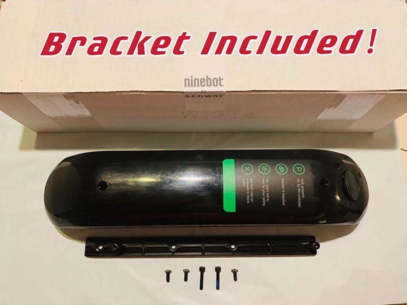Original Segway Ninebot External Battery with bracket for Es1 Es2 Es3 Es4!