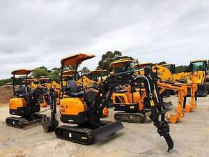 BRAND NEW 1.6T MINI EXCAVATOR YANMAR ENGINE 3 CYLINDER Ingleside Warringah Area Preview
