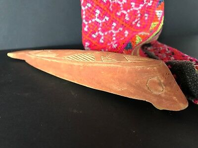 Old Australian Aboriginal Tiwi Islands Carved Fish (a) …a beautiful collection..