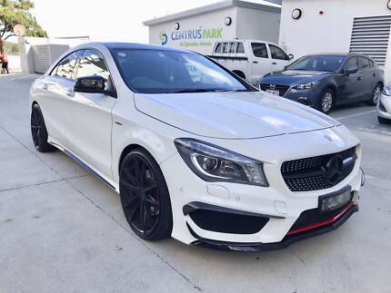 2015 Mercedes-Benz CLA 4 door Coupe Sunnybank Brisbane South West Preview