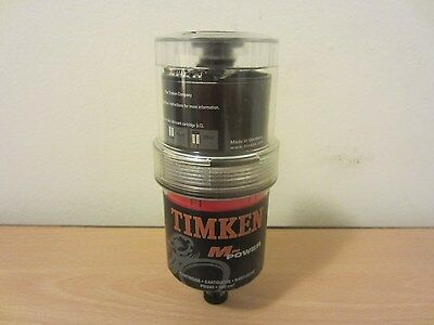 Timken M-power Motorized Lubricator Model 400 Pm240 610 Bio Grease