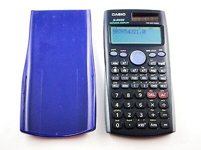 Casio FX-300ES Scientific Calculator - Natural Display - Brand New Batteries